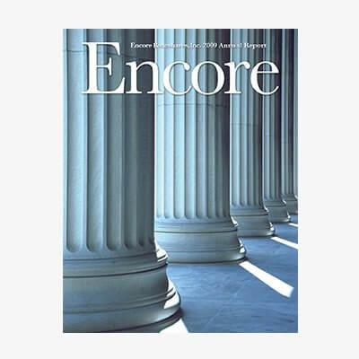 Encore 2009 Cover Thumbnail 2